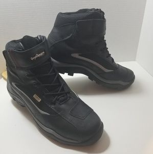 Qomolangma Men's Leather Trail boots size 11